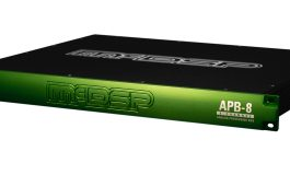 McDSP APB-8 Analog Processing Box
