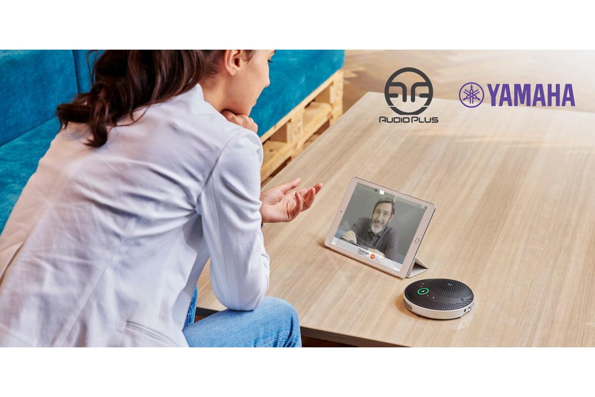 Audio Plus i Yamaha – oferta rozwiązań do telekonferencji