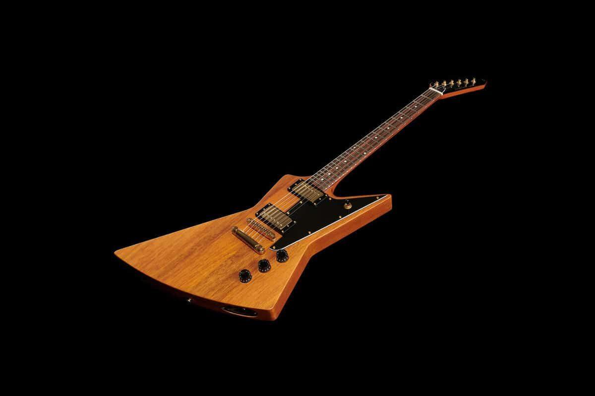 EX-76 – gitara elektryczna Harley Benton z serii Tribute