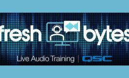 QSC TouchMix – szkolenia online