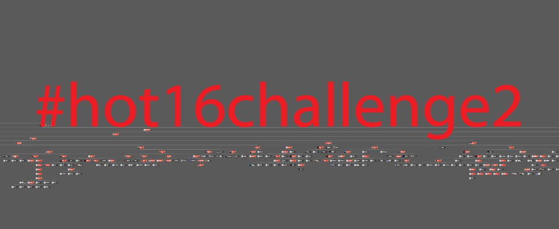 Hot16challenge2, czyli rapuj w szczytnym celu