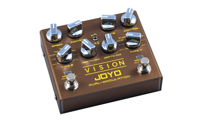 JOYO Vision – test efektu gitarowego