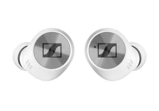 Białe słuchawki Sennheiser MOMENTUM True Wireless 2 już dostępne