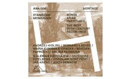 """Moniuszko """"Songs / Arias / Overtures"""" już w sprzedaży"""