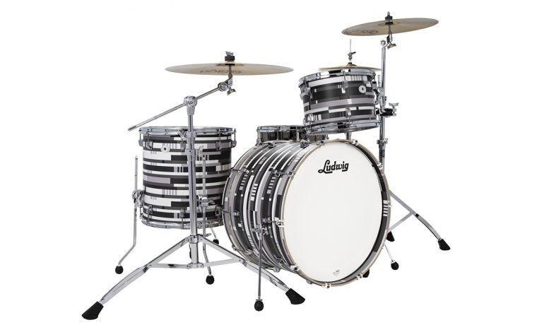 Ludwig NeuSonic FAB Digital Black Oyster