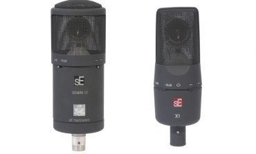 sE Electronics sE X1 i Gemini III – test mikrofonów