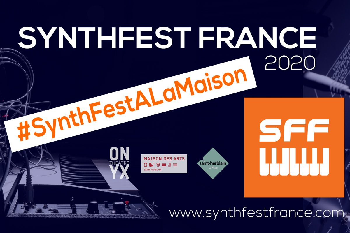 SynthFest France – edycja internetowa