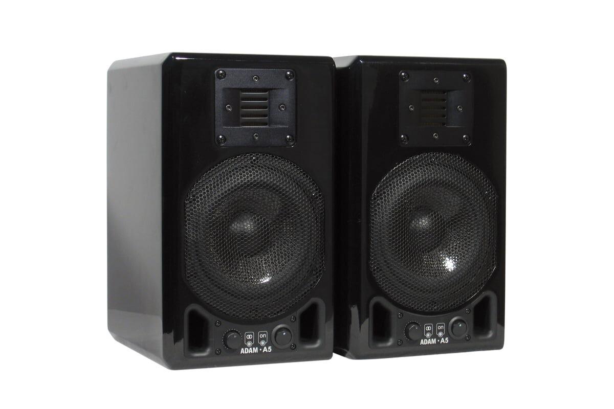 ADAM Audio A5 – test monitorów studyjnych