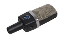 AKG C 214 – test mikrofonu pojemnościowego