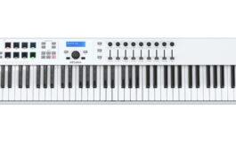 Arturia KeyLab Essential 88 – test klawiatury sterującej
