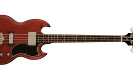 Gibson SG Standard Bass Faded – test gitary basowej
