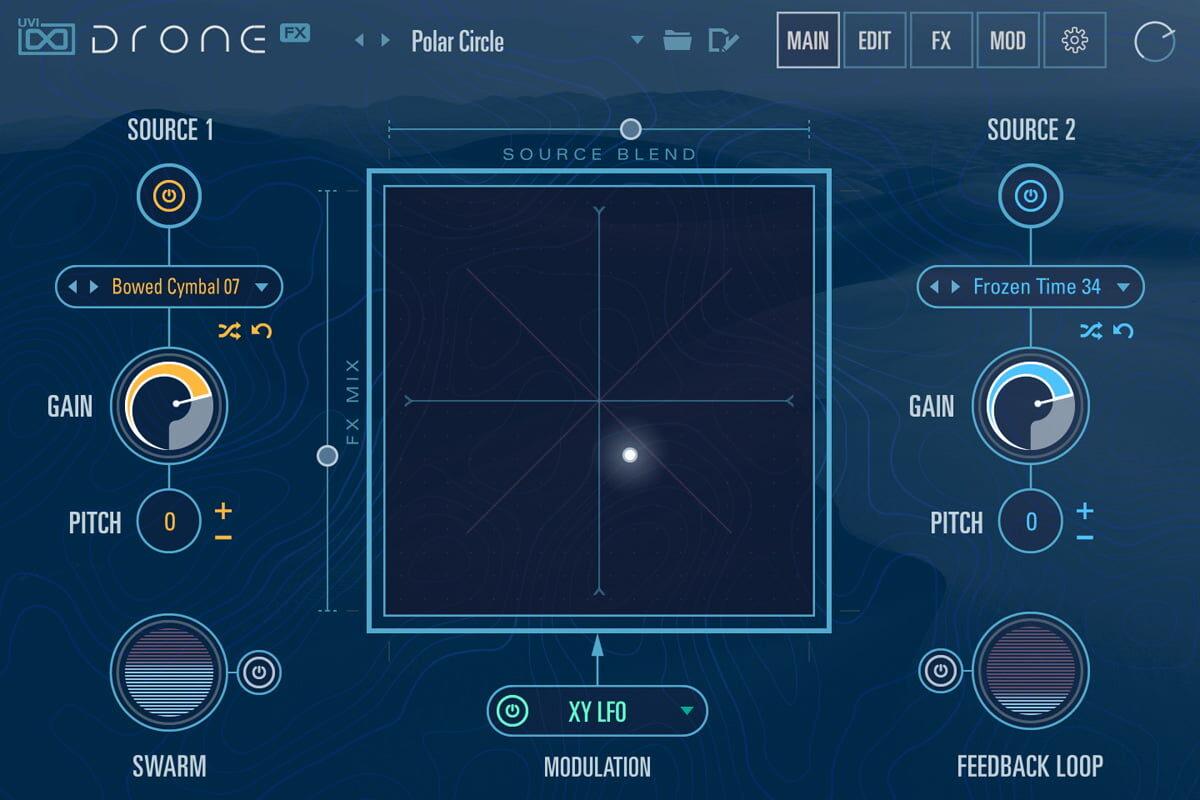 UVI Drone – nowy instrument wirtualny