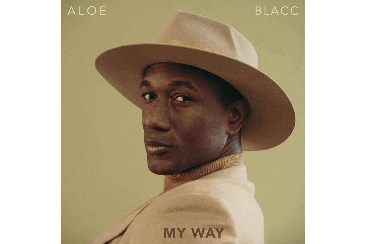 "Aloe Blacc ""My Way"" – nowy singiel"