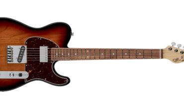 G&L 2020 Fullerton Deluxe ASAT Classic Bluesboy
