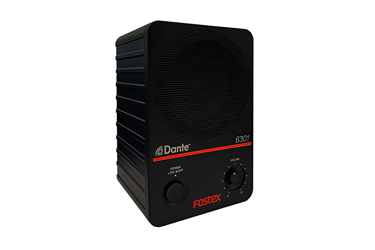 Fostex 6301DT – kompaktowy monitor z Dante
