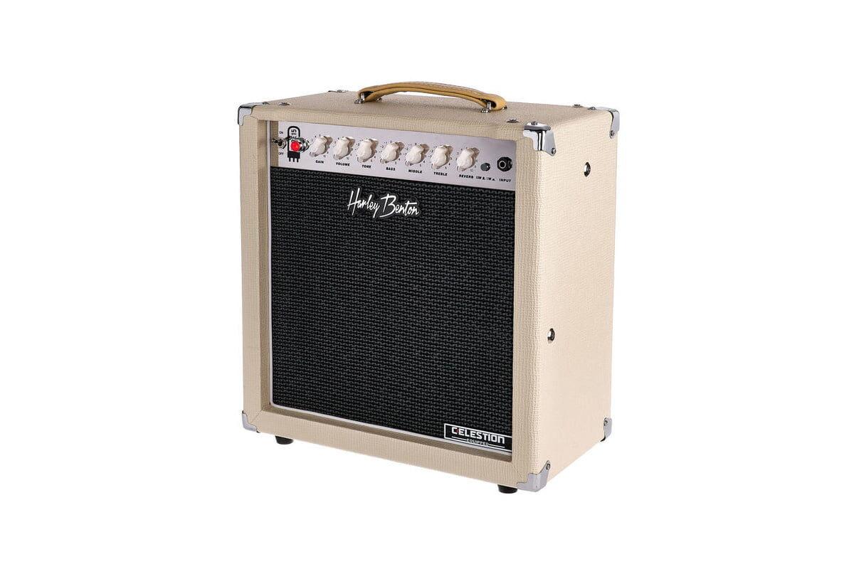 Harley Benton TUBE15 – lampowe combo gitarowe