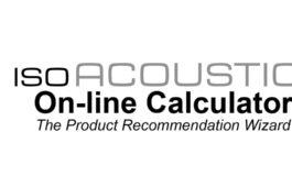 Przydatny On-line Calculator firmy IsoAcoustics
