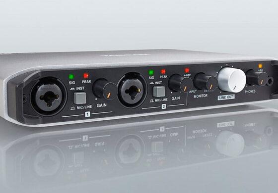 TASCAM iXR – interfejs audio dla iPada
