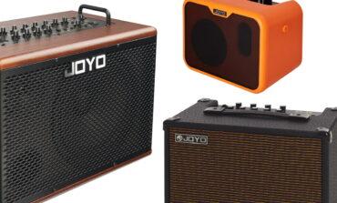 Przegląd – wzmacniacze do instrumentów akustycznych: Joyo