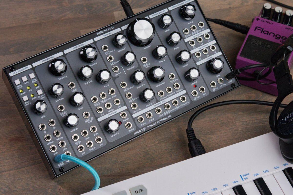 Pittsburgh Modular Lifeforms SV-1b Blackbox