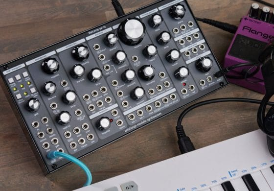 Pittsburgh Modular Lifeforms SV-1b Blackbox