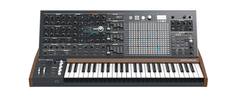 Arturia MatrixBrute – nowy syntezator analogowy