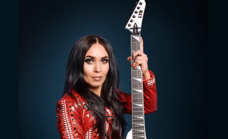 Marta Gabriel – wywiad z wokalistką i gitarzystką Crystal Viper
