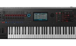 Yamaha MONTAGE – nowa seria syntezatorów