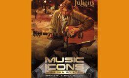 """Czerwcowa aukcja """"Music Icons"""" – znamy pełne wyniki"""