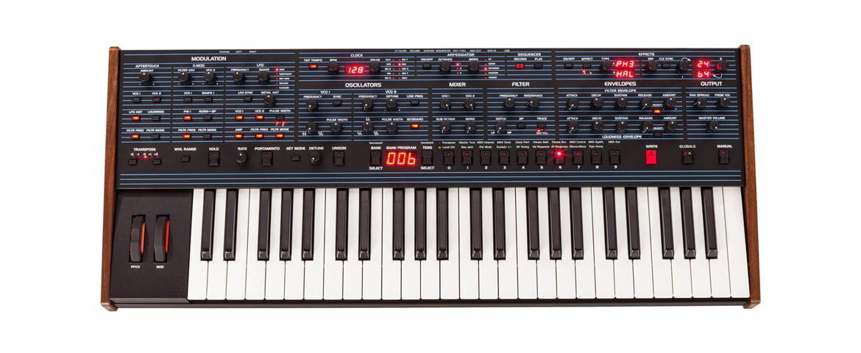 Dave Smith Instruments OB-6 – nowy syntezator analogowy