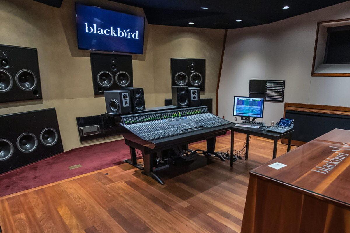 Solid State Logic ORIGIN w Blackbird Studio