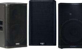 Przegląd – aktywne zestawy głośnikowe: QSC