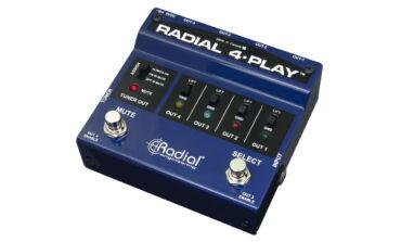 Radial 4-Play – test wielokanałowego di-boksa