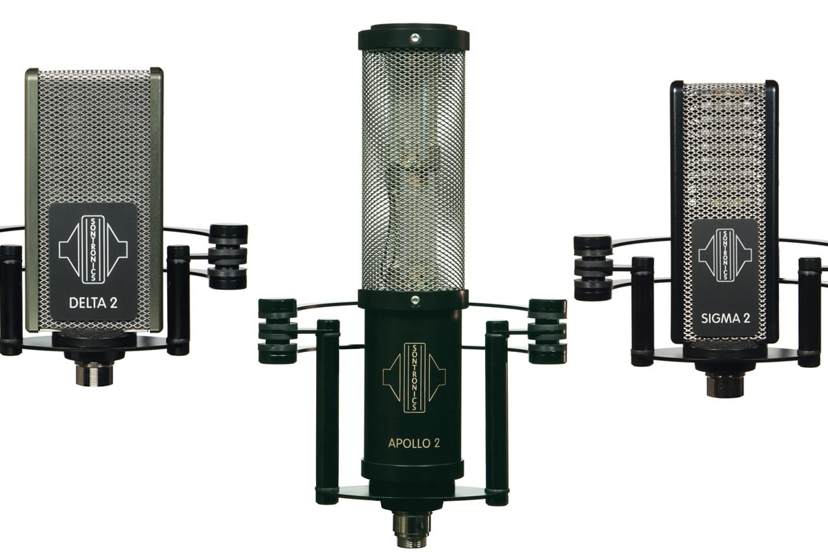 Przegląd – mikrofony wstęgowe: Sontronics