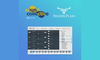 Novation Sound Collective: FrozenPlain Obelisk