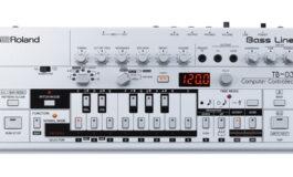 Roland TB-03 – nowe wcielenie TB-303