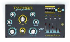 Dreadbox Typhon – nowy syntezator analogowy