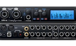 MOTU UltraLite mk4 – nowy interfejs audio