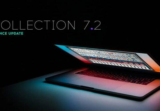 Arturia V Collection 7.2 – aktualizacja