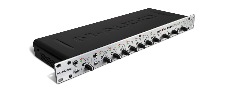 M-Audio FastTrack Ultra 8R – test interfejsu audio