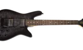 Spector ARC 6 Pro Trem – test gitary elektrycznej