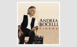 "Andrea Bocelli ""Cinema"" – recenzja płyty"