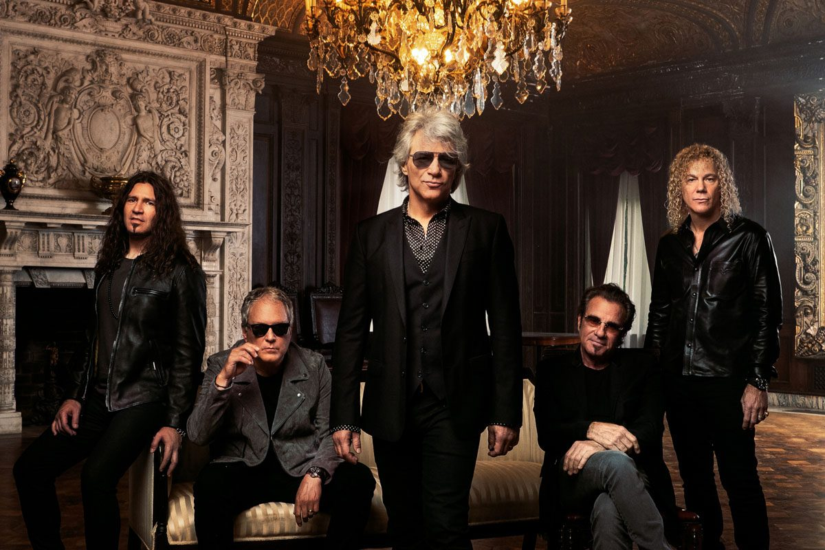 American Reckoning – Bon Jovi spogląda na dzisiejsze USA