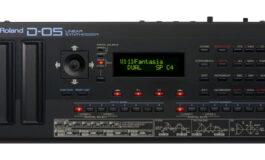 Roland D-05 – nowe wcielenie syntezatora z lat 80.