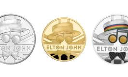 Elton John upamiętniony na monetach