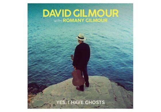 "David Gilmour przedstawia ""Yes, I Have Ghosts"""
