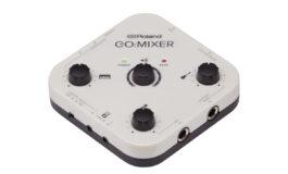 Roland GO:MIXER – mikser dla urządzeń mobilnych