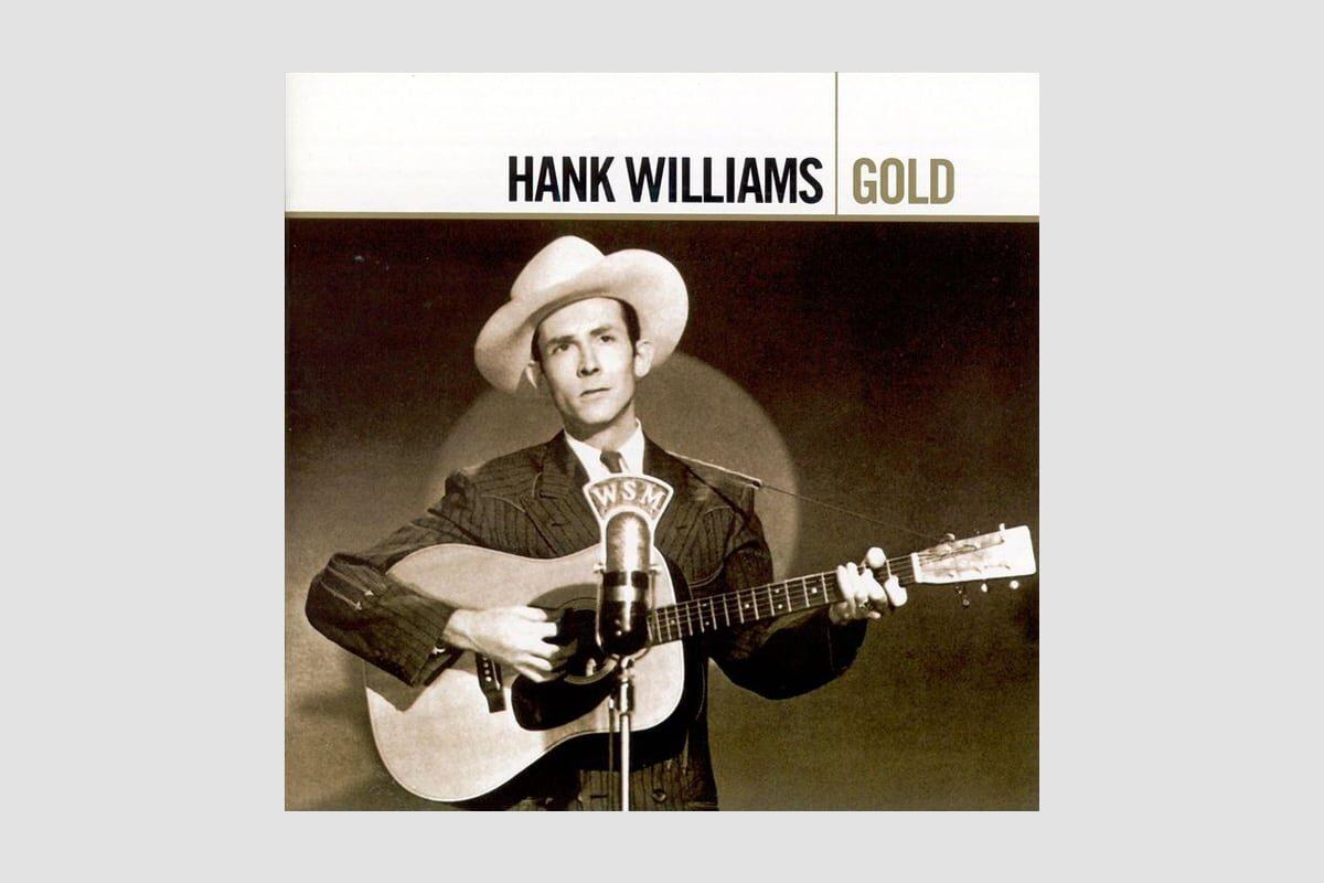 """Hank Williams """"Gold"""" – recenzja płyty"""