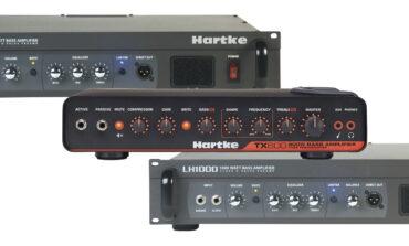 Przegląd – wzmacniacze basowe typu head: Hartke