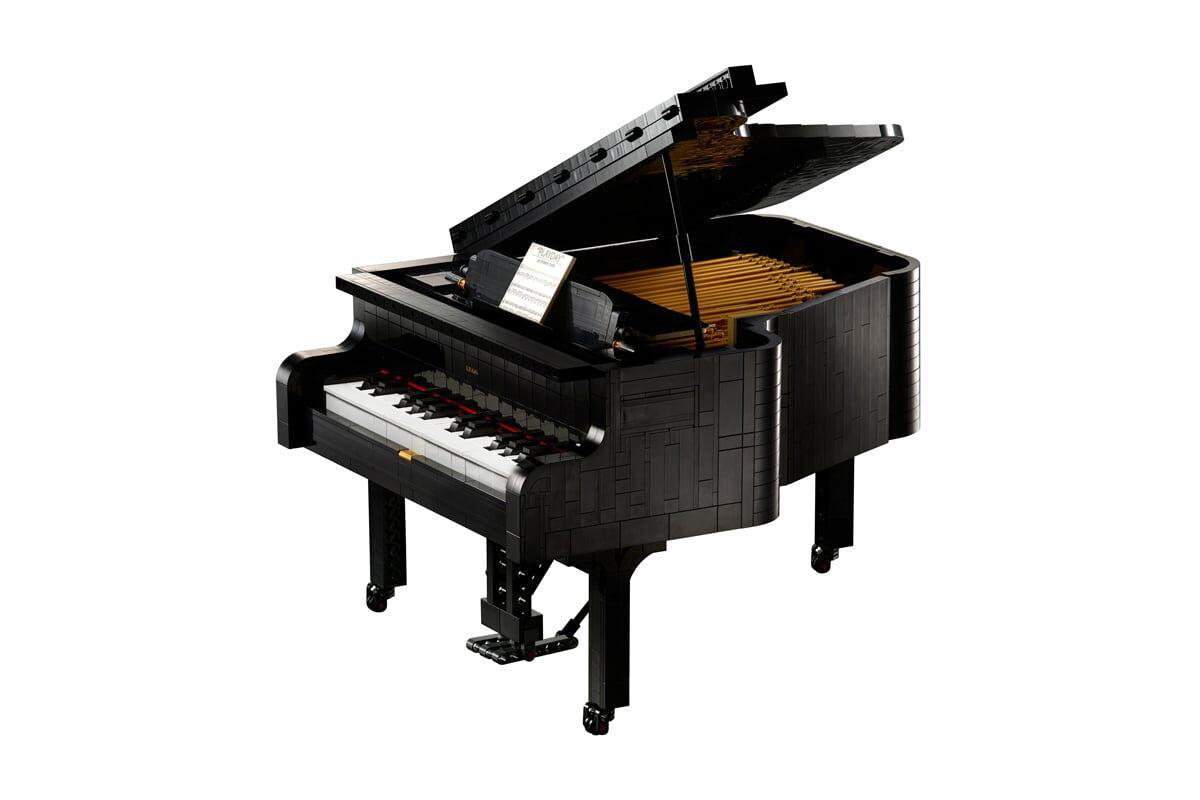 Grand Piano – fortepian od… LEGO